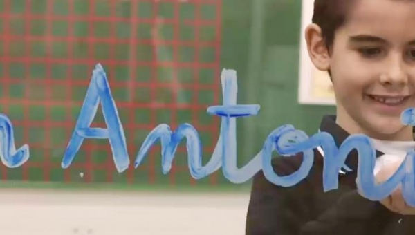 Cumpleaños solidario de Antonio