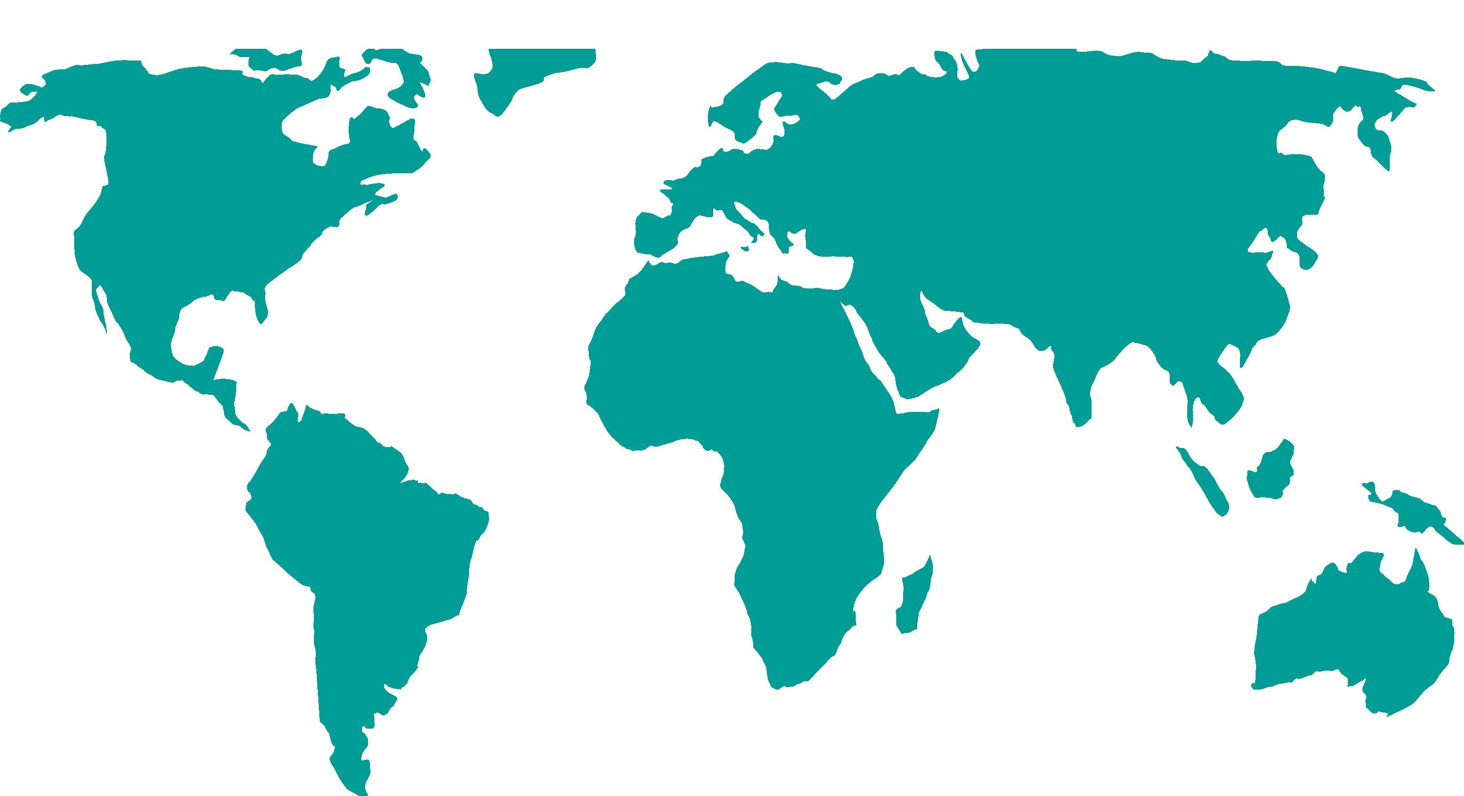 Mapa mundi tierra
