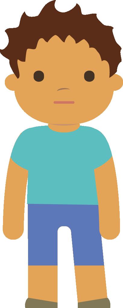 Niño de Guatemala
