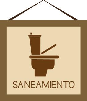 Icono saneamiento