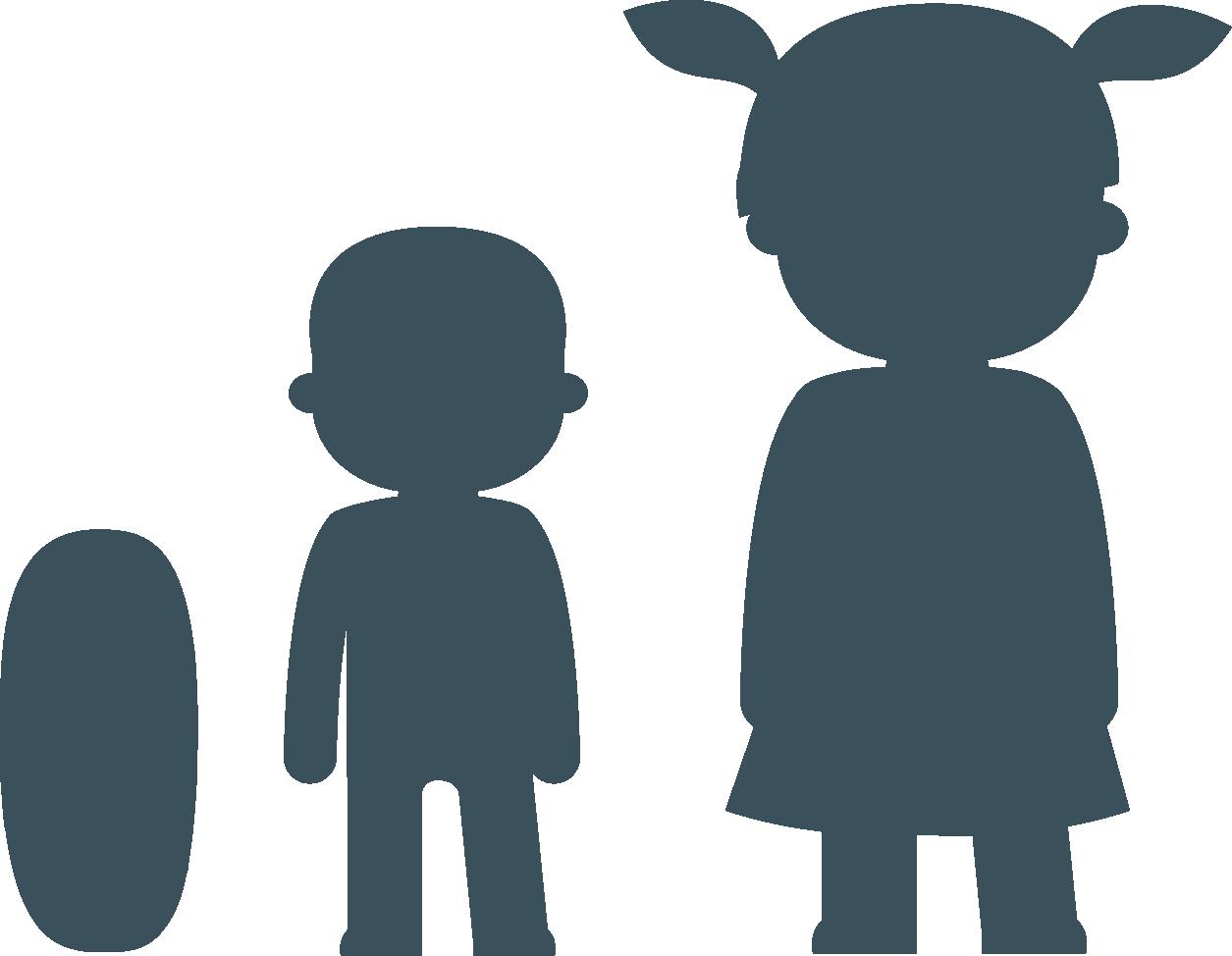Marca crecimiento ideal de un niño